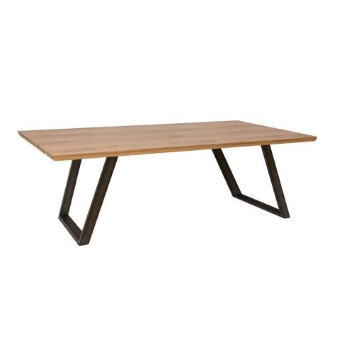 Iowa 2.2m fixed top table